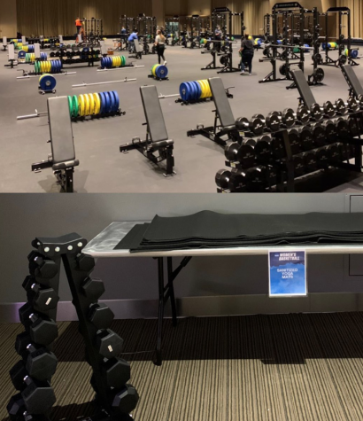 Outrage sparked from viral post of the full-scale gym for the men
