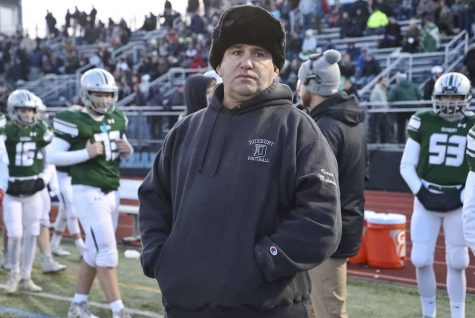 Former coach of the Duxbury football team, Dave Maimaron, was recently fired after news of anti-semitic language within the team broke out.