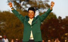 Navigation to Story: Hideki Matsuyama Enters the Golf Spotlight