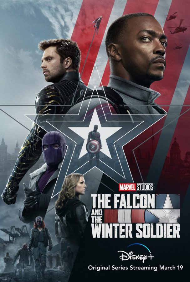 The Falcon and The Winter Soldier has now premiered on Disney Plus.