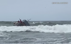Navigation to Story: Boat Full of Undocumented Immigrants Capsizes Near San Diego Coast