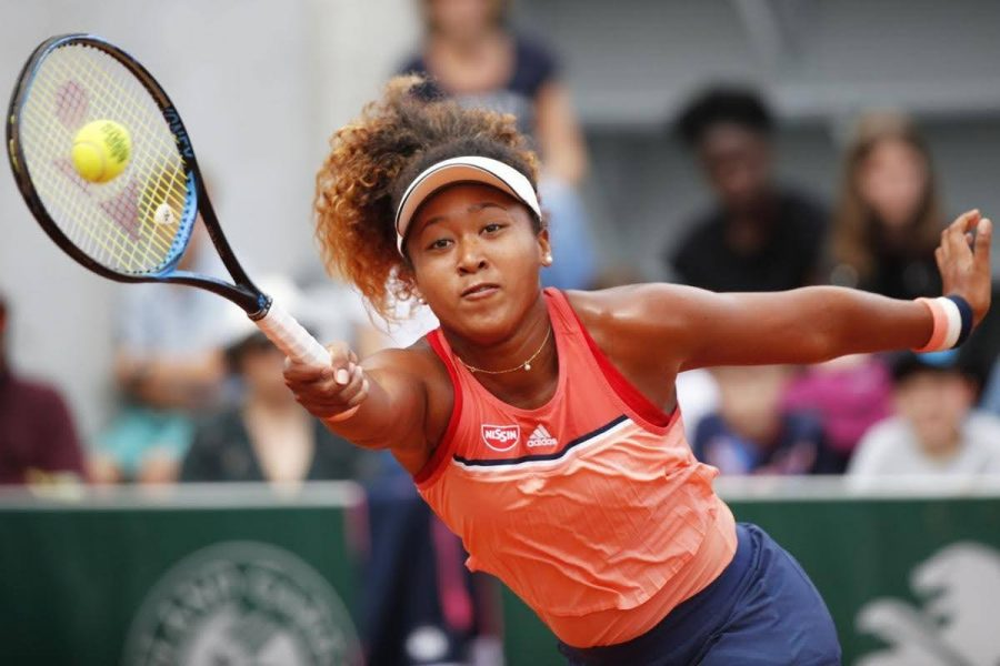 Osaka, at only 23 years old, is ranked as the second best tennis player in the world.