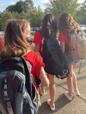 Students return to HHSs traditional bell schedule. This means students meet for six classes each day, a big change from three classes last year; however, classes are now significantly shorter. HHS students give mixed reviews of the schedule.